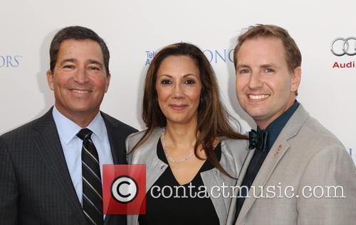 Bruce Rosenblum, Lucia Gervino and Maury Mcintyre 2