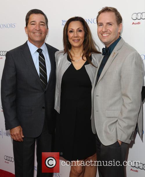 Bruce Rosenblum, Lucia Gervino and Maury Mcintyre 1