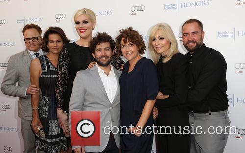 Bradley Whitford, Alexandra Billings, Guest, Jill Soloway, Judith Light and Ian Harvie 3