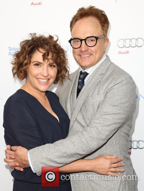 Jill Soloway and Bradley Whitford 7
