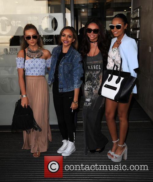 Jade Thirlwall, Perrie Edwards, Leigh-anne Pinnock, And Jesy Nelson and Little Mix 6