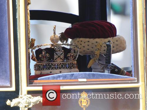 Crown Jewels Of The United Kingdom 1
