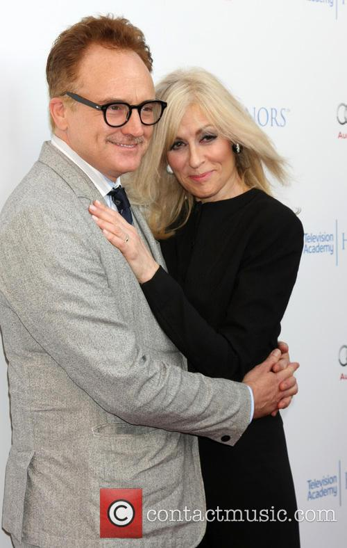 Bradley Whitford and Judith Light 3