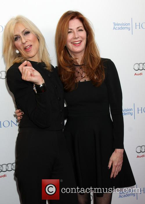 Judith Light and Dana Delany 5