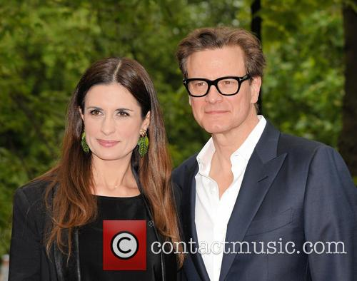 Livia Firth and Colin Firth 9