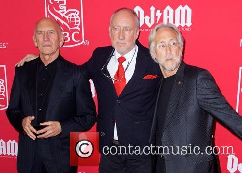 Bill Curbishley, Pete Townshend and Nick Fradiani 1