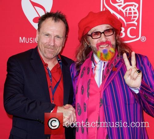 Colin Quinn and Mark Hudson 4