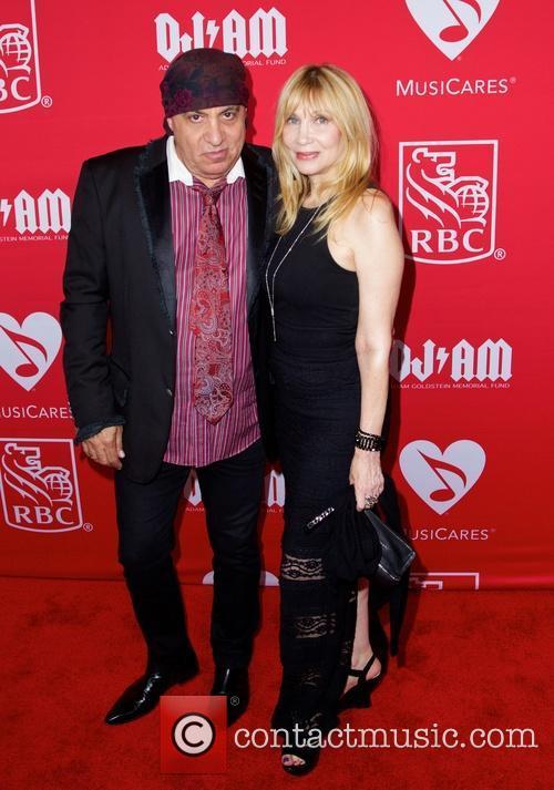 Steven Van Zandt and Maureen Van Zandt 1