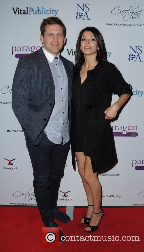 Natalie Anderson and James Shepherd 6