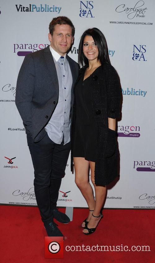 Natalie Anderson and James Shepherd 7