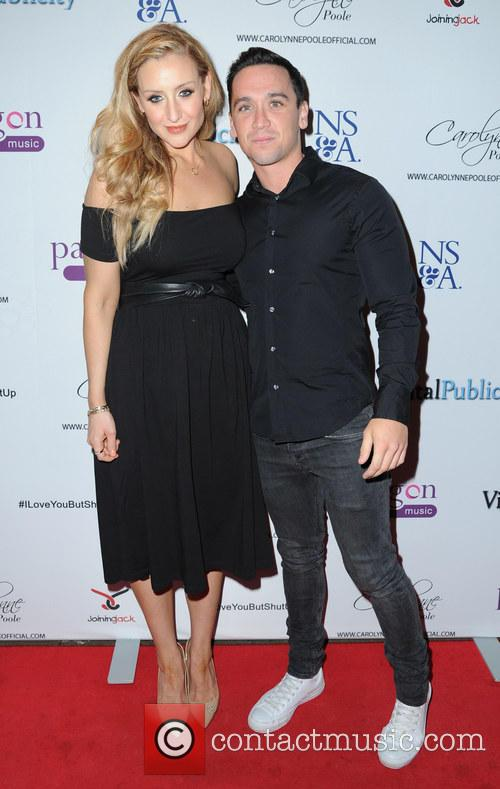 Catherine Tyldesley and Tom Pitfield 2