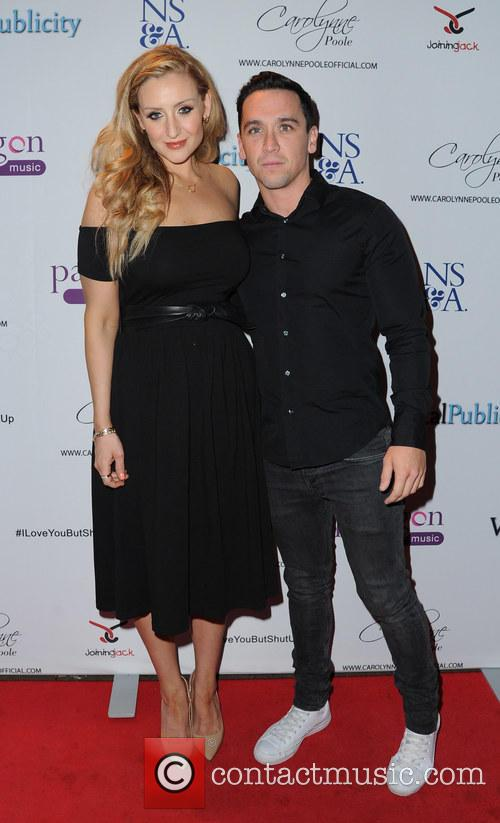 Catherine Tyldesley and Tom Pitfield 4