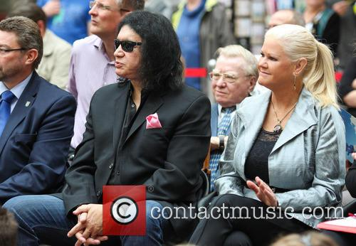 Sheila Lamb and Gene Simmons 3