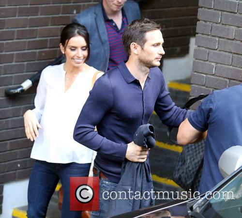 Frank Lampard and Christine Bleakley 7