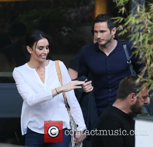 Frank Lampard and Christine Bleakley 11