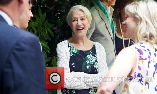 Stephen Daldry and Helen Miren 1