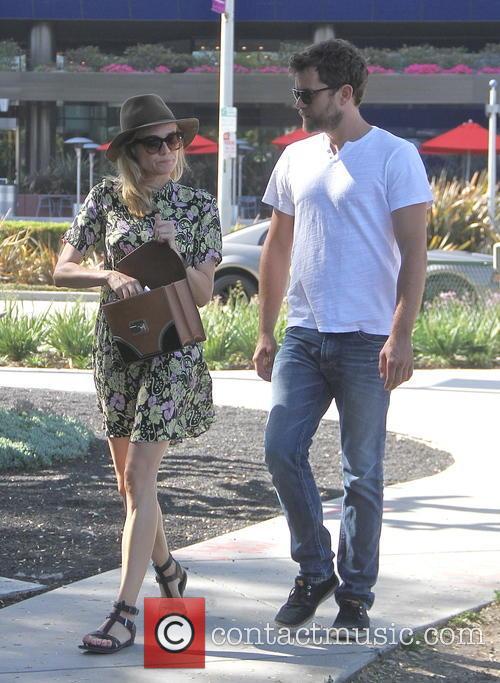 Diane Kruger and Joshua Jackson 6