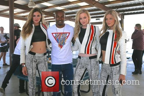 Simone Holtznagel, Danielle Knudson, Natalie Pack and Tyson Beckford 3