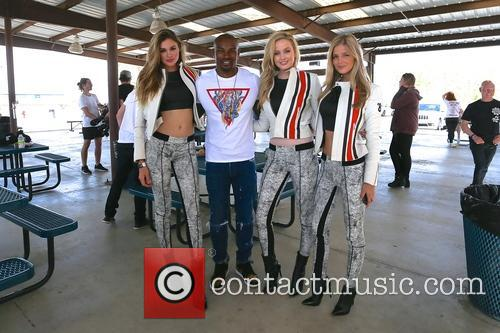 Simone Holtznagel, Danielle Knudson, Natalie Pack and Tyson Beckford 5