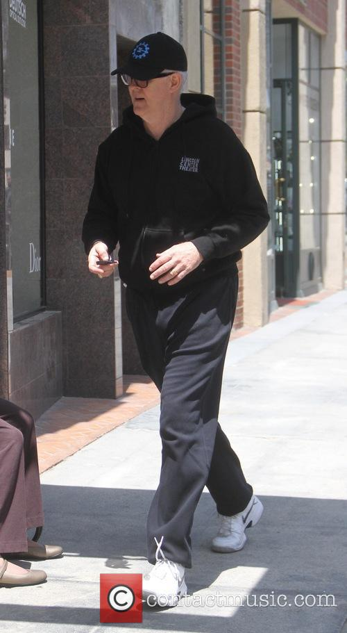 John Lithgow goes to a doctors office