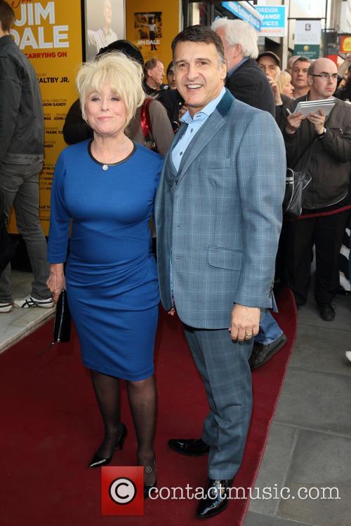 Barbara Windsor and Scott Mitchell 8
