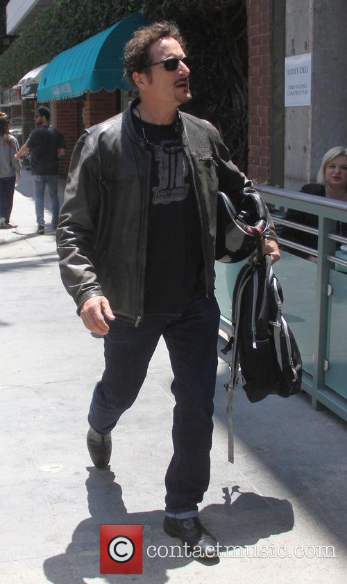 Kim Coates out and about in Beverly Hills