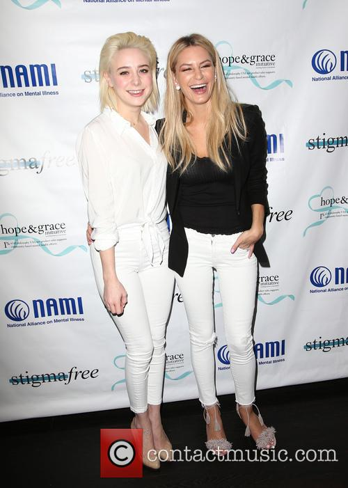 Alessandra Torresani and Morgan Stewart 7