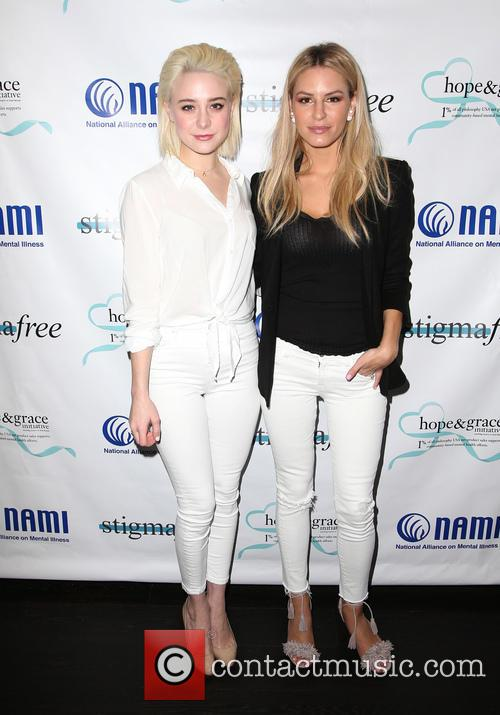 Alessandra Torresani and Morgan Stewart 11