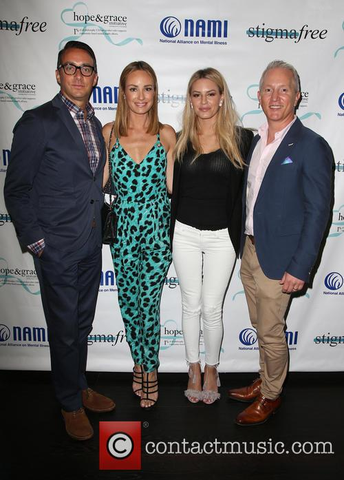 Adam Stotsky, Catt Sadler, Morgan Stewart and Guest 2