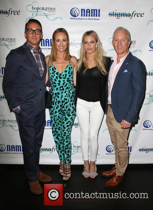 Adam Stotsky, Catt Sadler, Morgan Stewart and Guest 3