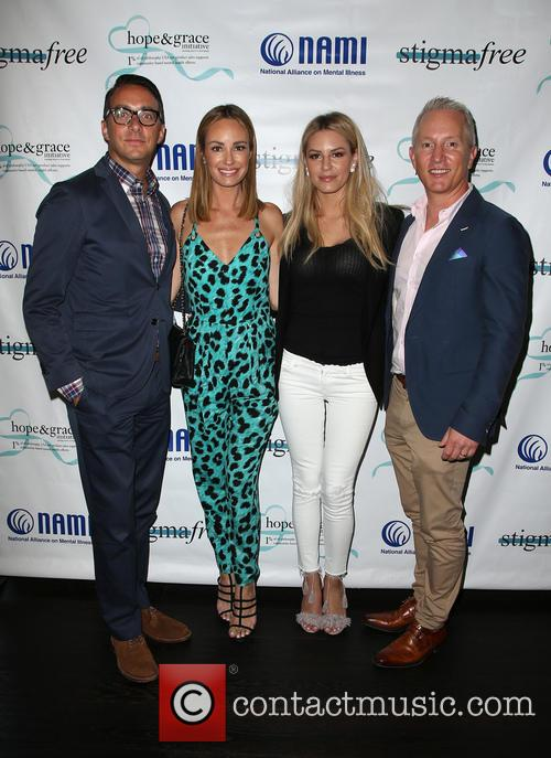 Adam Stotsky, Catt Sadler, Morgan Stewart and Guest 4