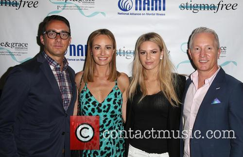 Adam Stotsky, Catt Sadler, Morgan Stewart and Guest 5