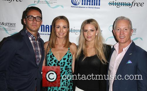 Adam Stotsky, Catt Sadler, Morgan Stewart and Guest 1