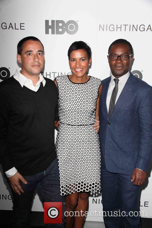 Director, Elliott Lester, Jackie Gagne, Hbo, Actor and David Oyelowo 5