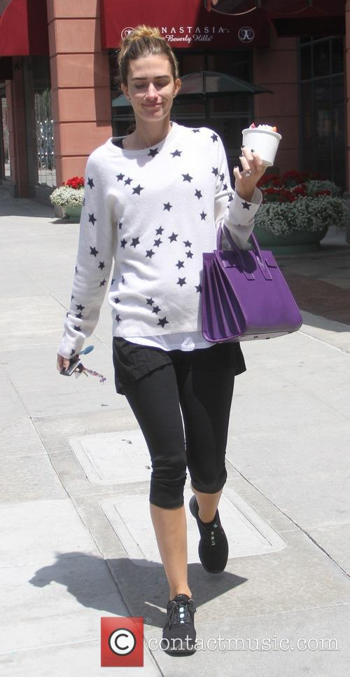 Rhea Durham goes shopping