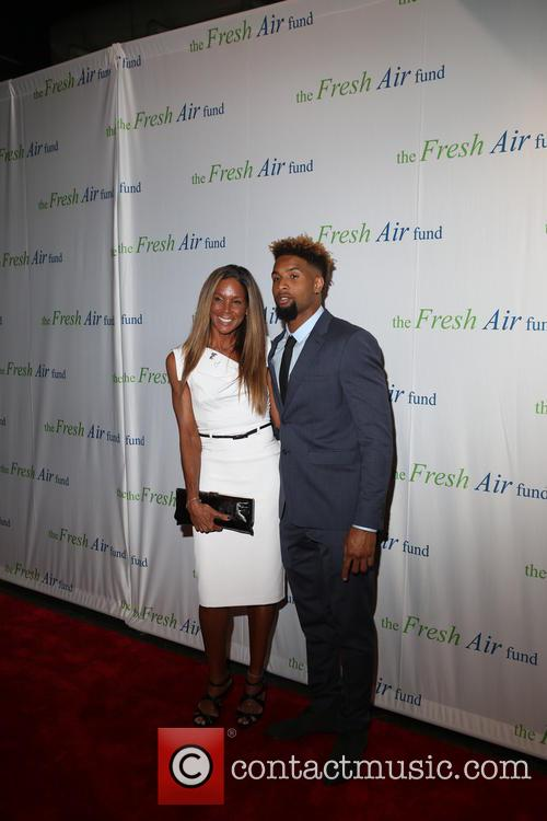 Heather Van Norman and Odell Beckham Jr. 2