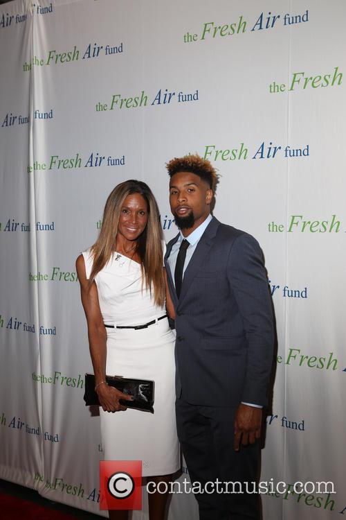 Heather Van Norman and Odell Beckham Jr. 3