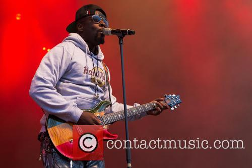 Wyclef Jean performing live