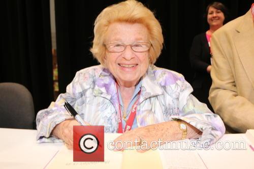 Dr. Ruth Westheimer 2