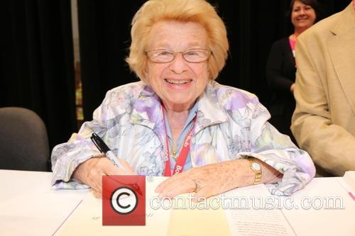 Dr. Ruth Westheimer 3