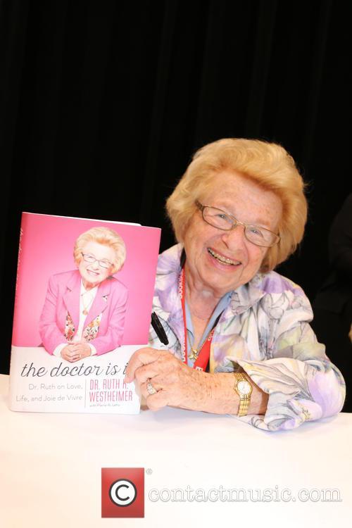Dr. Ruth Westheimer 4