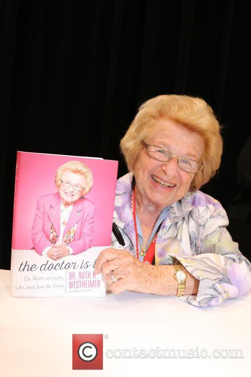 Dr. Ruth Westheimer 5
