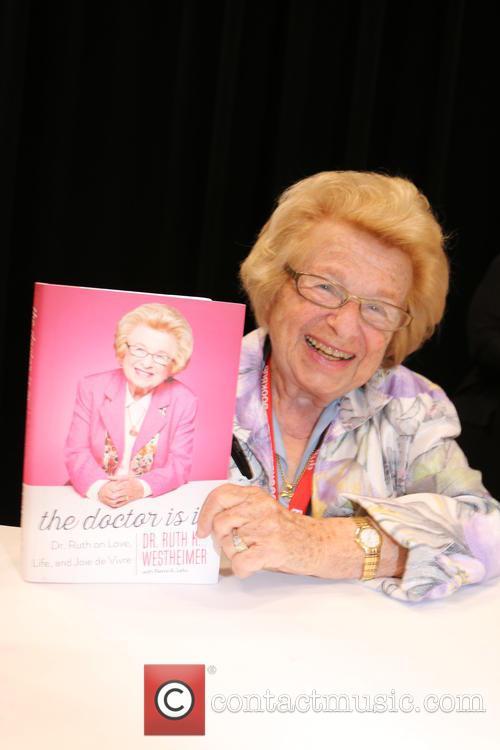 Dr. Ruth Westheimer 6