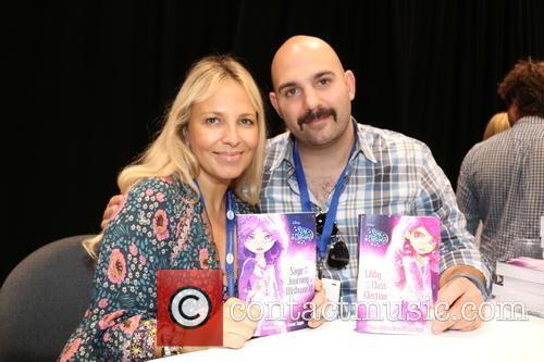 Shana Muldoon Zappa and Ahmet Zappa 5