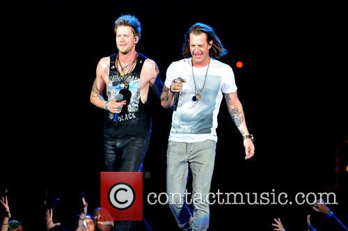 Brian Kelley, Tyler Hubbard and Florida Georgia Line 10