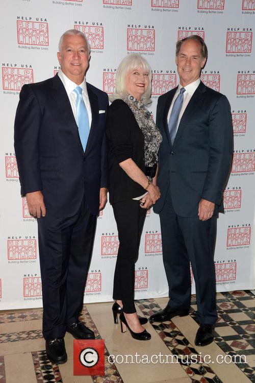 Peter Hochfelder, Ellen Levine and Gerald Hassell 1