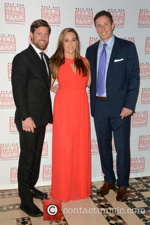Noah Galloway, Jamie Boyd and Chris Cuomo 4