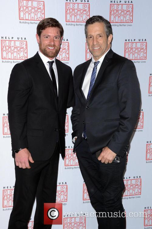 Noah Galloway and Kenneth Cole 5