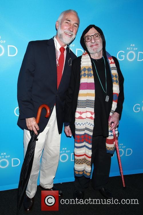 William David Webster and Larry Kramer 2