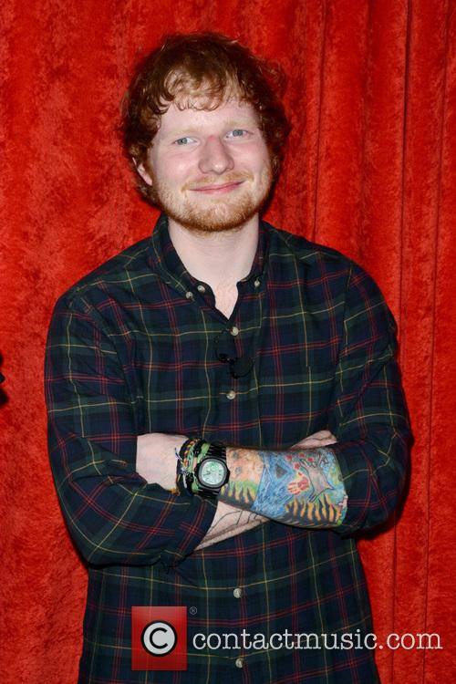 Ed Sheeran Lands Recurring Tv Role On Kurt Sutter'S 'The Bastard Executioner'